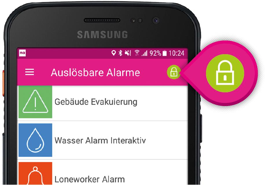 mobileAPP Alarmierungsapp