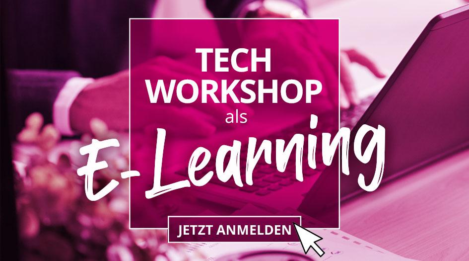 Tech Workshop e-Learning