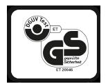 DGUV zertifiziert
