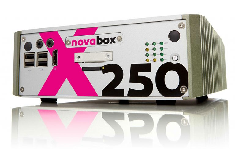 Alarmserver X250