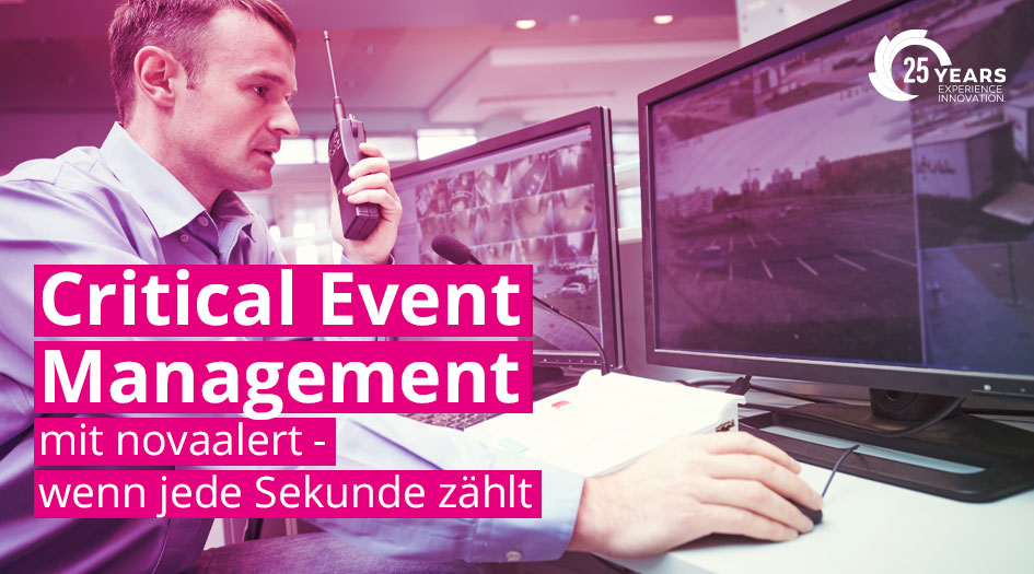 Critical Event Management
