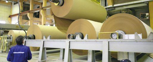 Industriebetrieb mit Alarmierungslösung